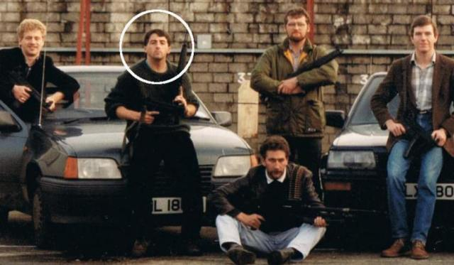british-military-intelligence-fru-member-ian-hurst-martin-ingram-circled-in-white-british-occupied-north-of-ireland-c-1980s